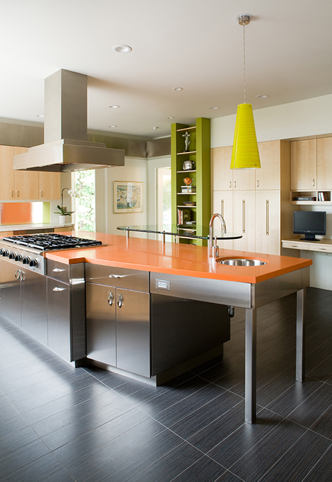 Electrical and Lighting Design in a Kitchen by SESCO Electrical